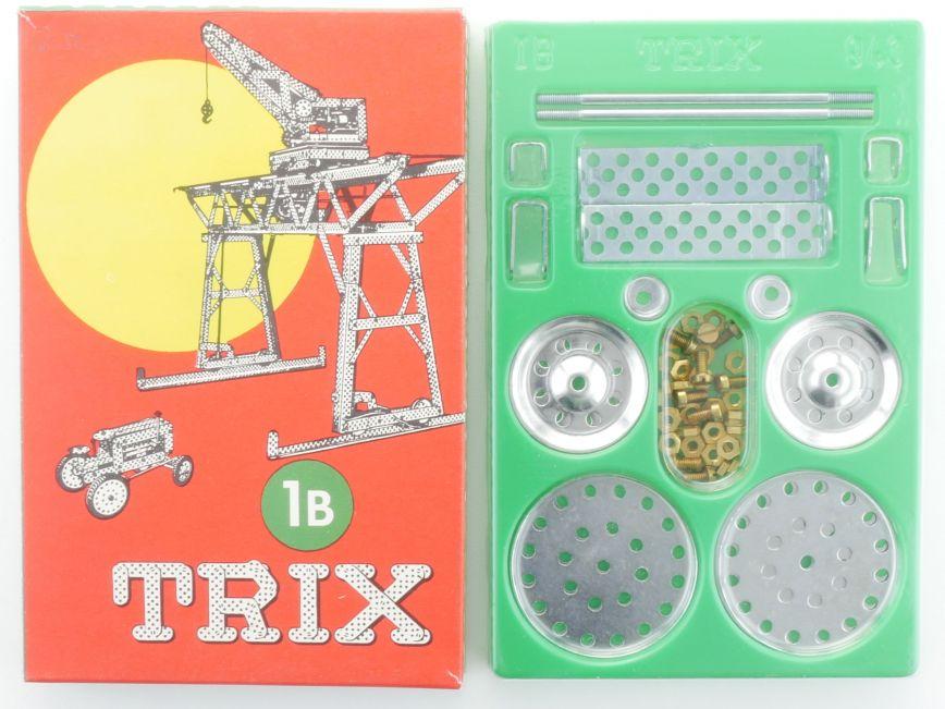 OVP ST 1608-26-110 Trix 8943 Teile-Zusatzkasten 1B Zubehör Metallbaukasten NEU
