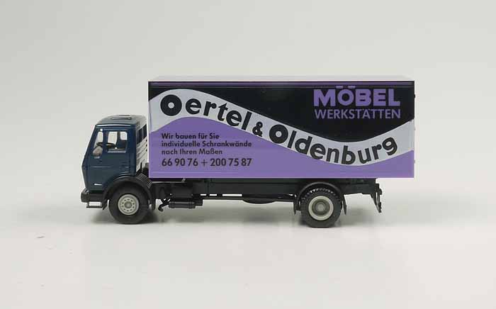 albedo mercedes koffer lkw oertel oldenburg augsburger spielzeugkiste. Black Bedroom Furniture Sets. Home Design Ideas