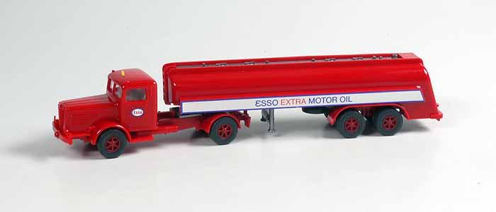 Esso Tank-Sattelzug  Wiking  HO 1:87 #1419