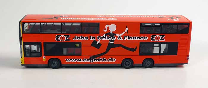 rietze 67323 man bus lions city jobs in berlin stadtbus 1 87 neu ovp 9914 53 37 ebay. Black Bedroom Furniture Sets. Home Design Ideas