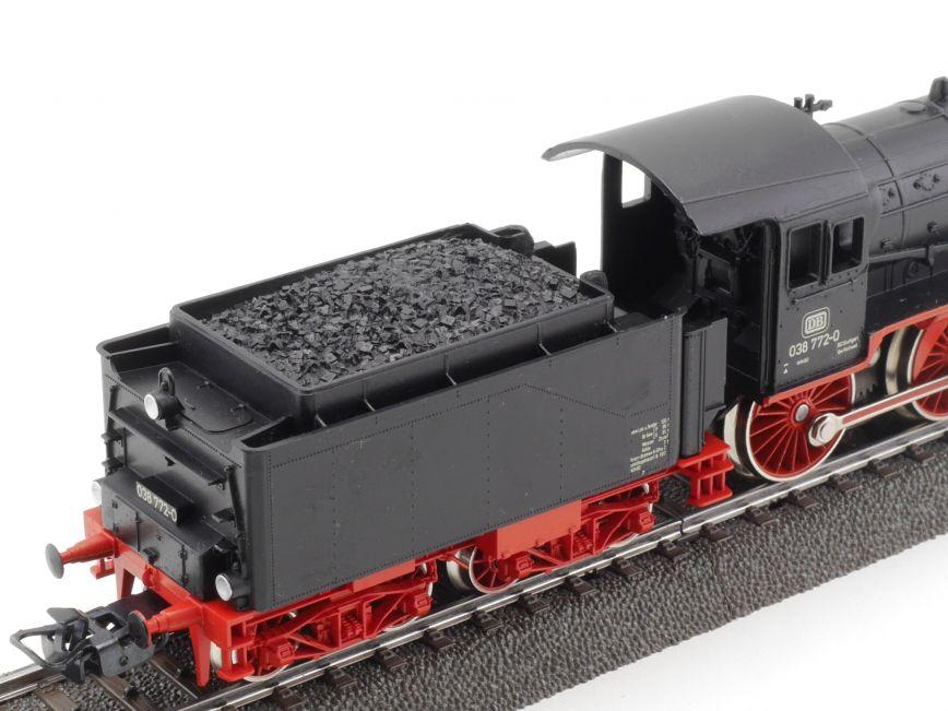Märklin 3082 locomotiva serie siano 41 334 DB traccia h0 OVP